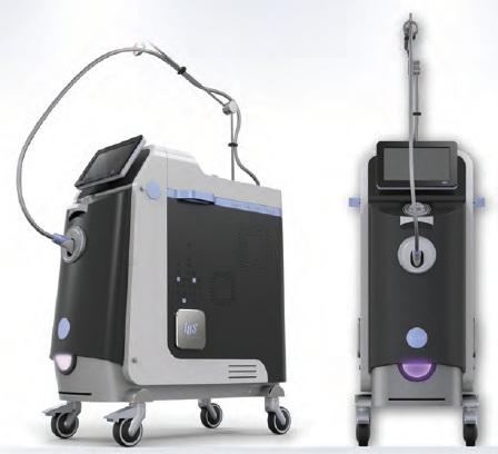Неодимовый лазер Long Pulsed Nd:Yag Laser — IDS