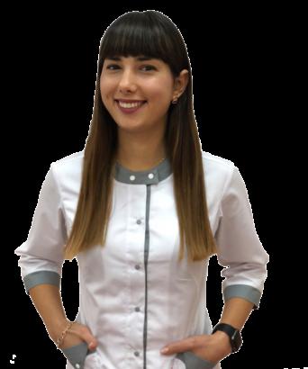 Афанасьева Мария Игоревна - специалист клиники Platinum Laser
