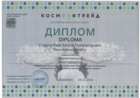 Стародубцев Андрей Александрович